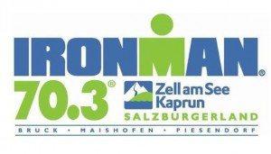 Ironman 70.3 Zell am See logo