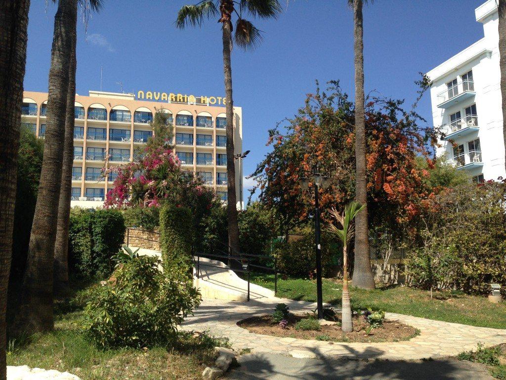 Navarria hotel Limassol