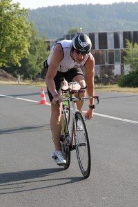 Ironman Austria out of T1