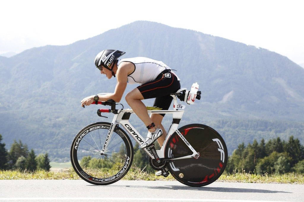Ironman Austria bike split