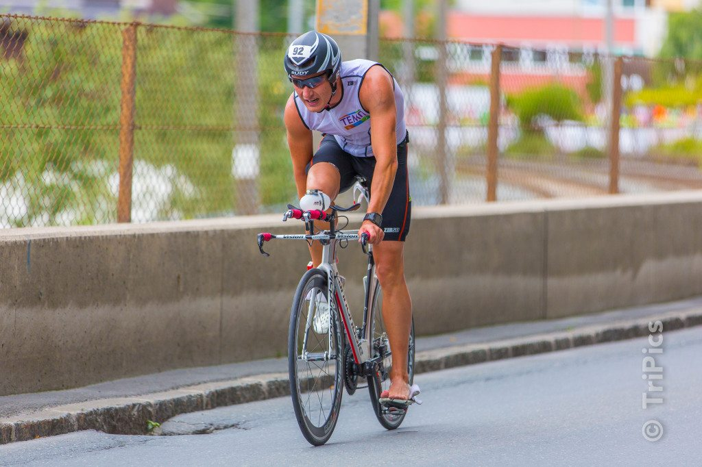 Zell am See triathlon bike
