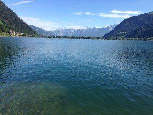 Лето в Альпах