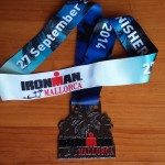 Ironman Mallorca medal