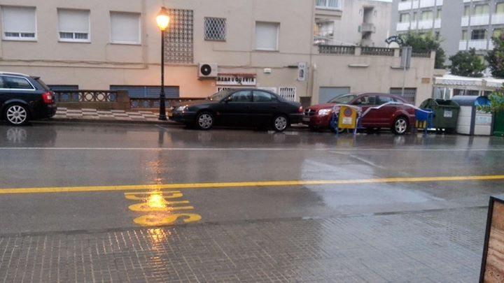 Утро в Барселоне