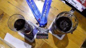 Ironman Barcelona medal