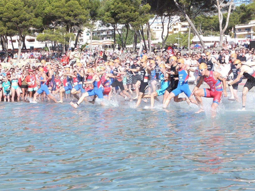 Paguera Mallorca start