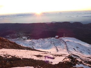 Teleferico Teide