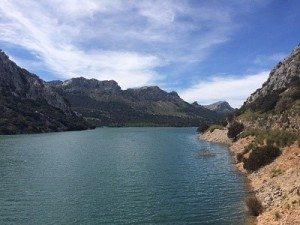 Sa Colobra lake