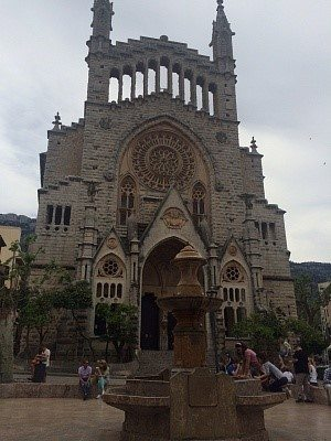 Soller cathedral