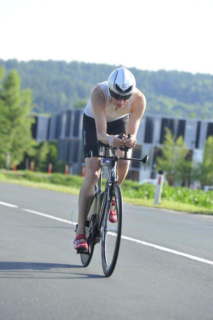 Ironman Austria велосипедный этап