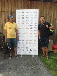 SocialMan triathlon зарегистрировались