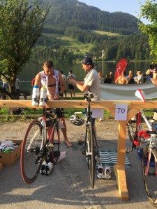 SocialMan triathlon Т1