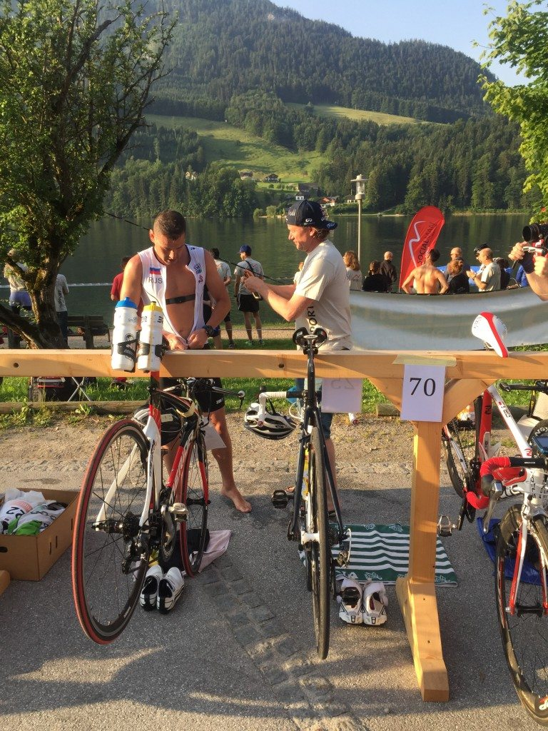 SocialMan triathlon Т1