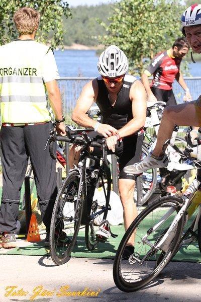 Estonia Keila triathlon T1