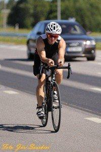 Estonia Keila triathlon bike