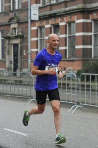 Марафон в Амстердаме начало