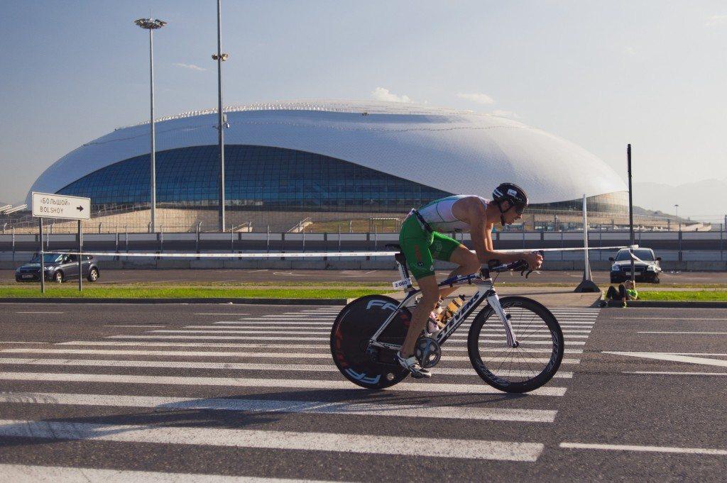 Чемпионат России по триатлону в Сочи