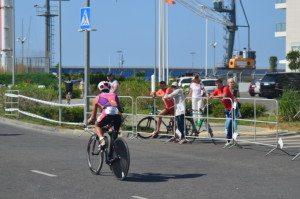 Триатлон в Сочи вело этап