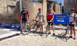 Поездка на Троодос