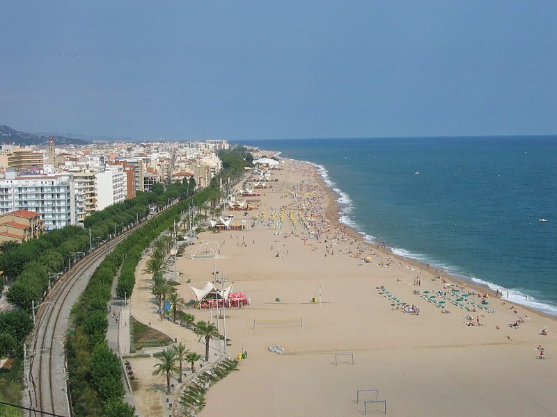 Calella Spain