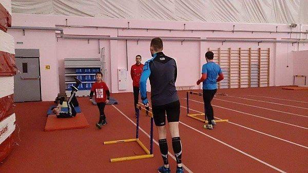 Сборы по триатлону в Ярославле