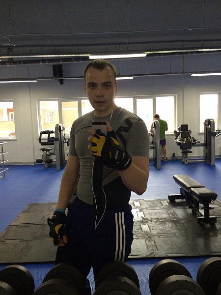 Тренировки в спорт зале