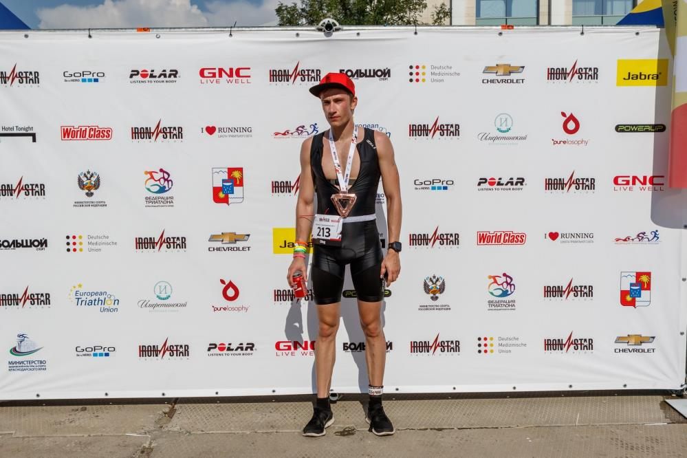 Триатлон Ironstar в Сочи