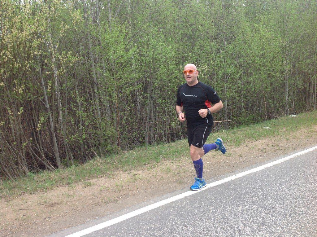 Тренировки к марафону