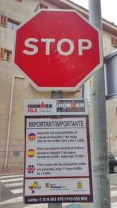 Ironman 70.3 Mallorca в городе