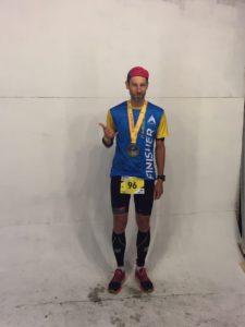 После финиша с медалью триатлона А1 226