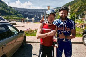 Siberman 2016 Ultraman второй день вело этапа