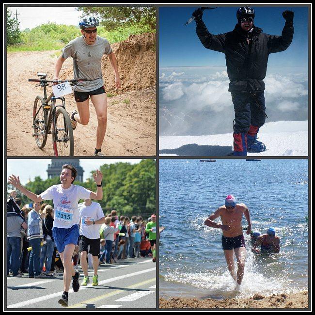 Триатлон и другая активность