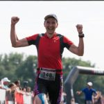 Финиш на триатлоне в Бронницах