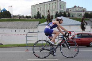 Триатлон Ironstar 113 Казань велоэтап