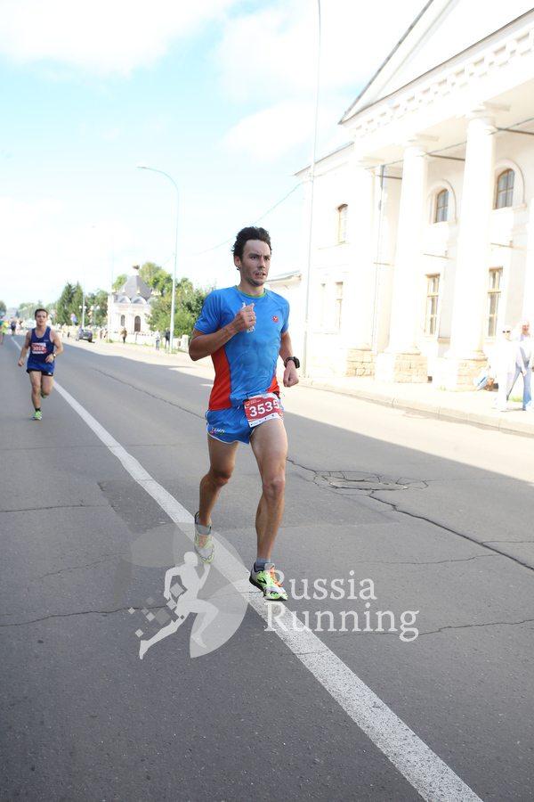 Полумарафон RussiaRunning в Рыбинске