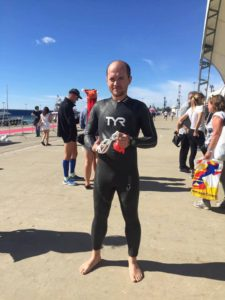 Перед стартом Ironstar Sochi Olympic triathlon