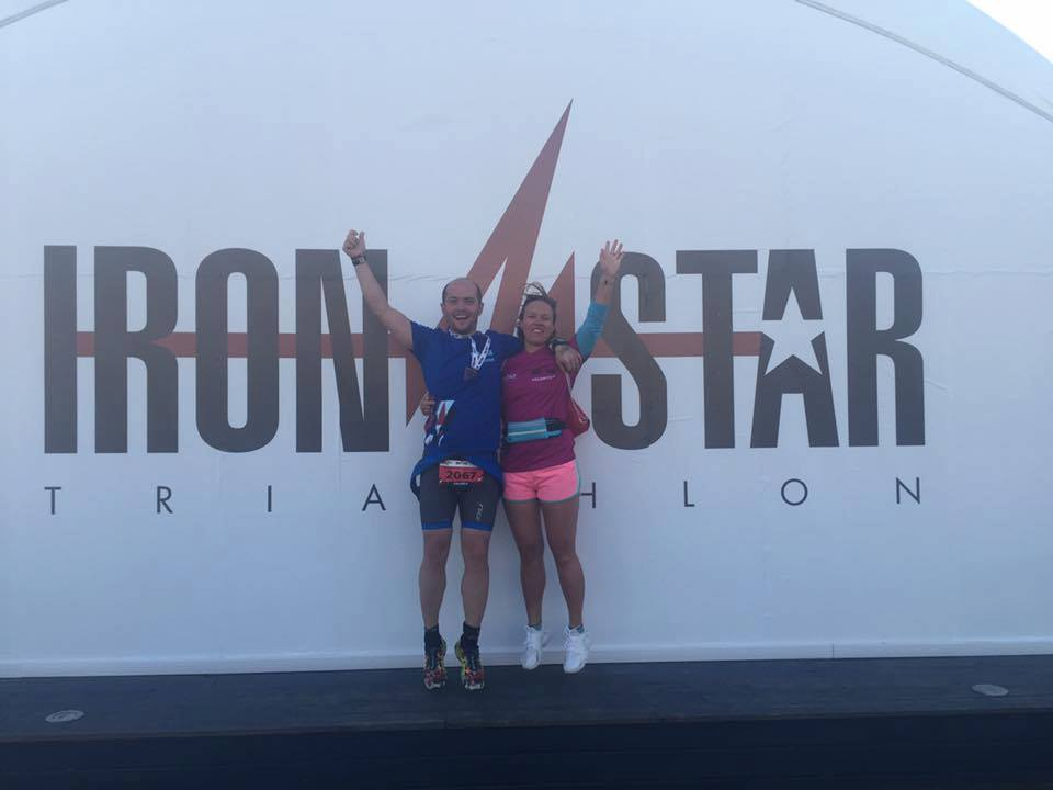Банер Ironstar Sochi Olympic triathlon