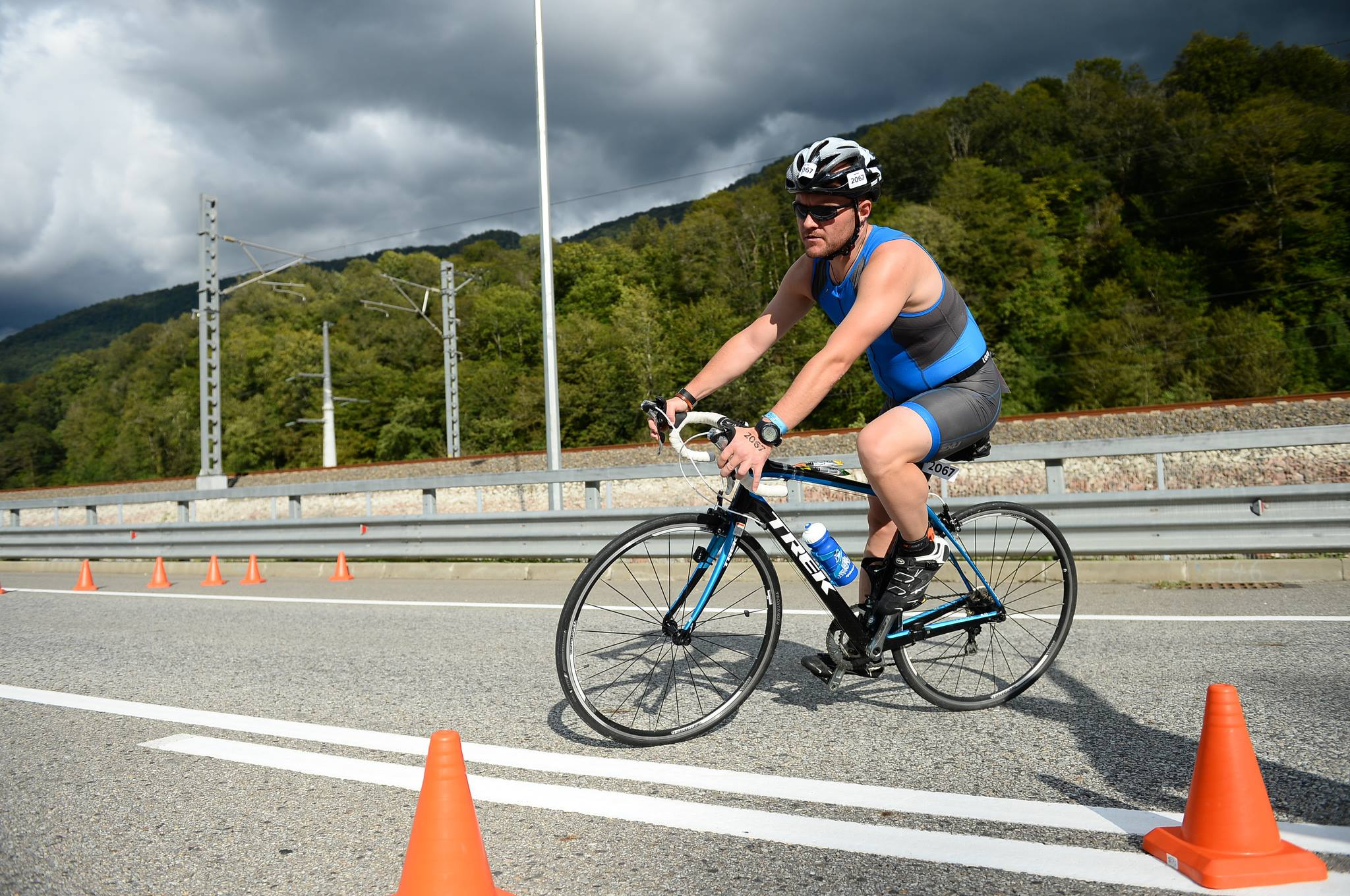 Велоэтап Ironstar Sochi Olympic triathlon