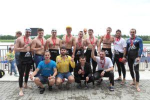 Команда Роснефти по триатлону
