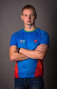 Тренер по триатлону Александр Комаров