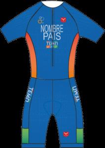 Аэросьют для триатлона и велогонок