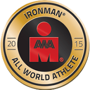 Ironman AWA Gold медаль