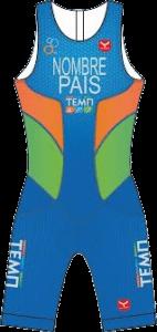 Стартовый костюм для триатлона