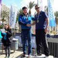 Награждение на Red Sea Swim Cup