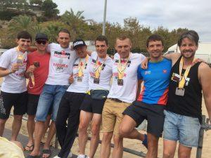 Финишеры Ironman Barcelona