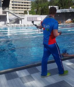 Тренировки по плаванию в Ялта-Интурист