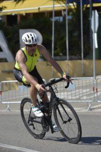 Ironman 70.3 Barcelona велоэтап