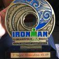 Кубок за 1 место в группе на Ironman Florianopolis