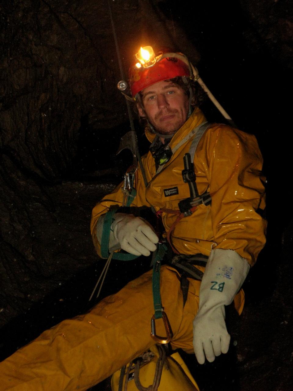 В одной из бесчисленных пещер