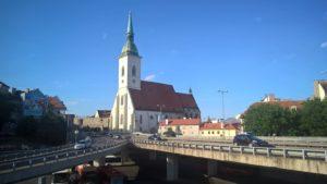 Виды Братиславы